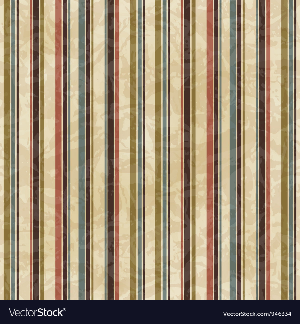 Vintage lines pattern background vector | Price: 1 Credit (USD $1)