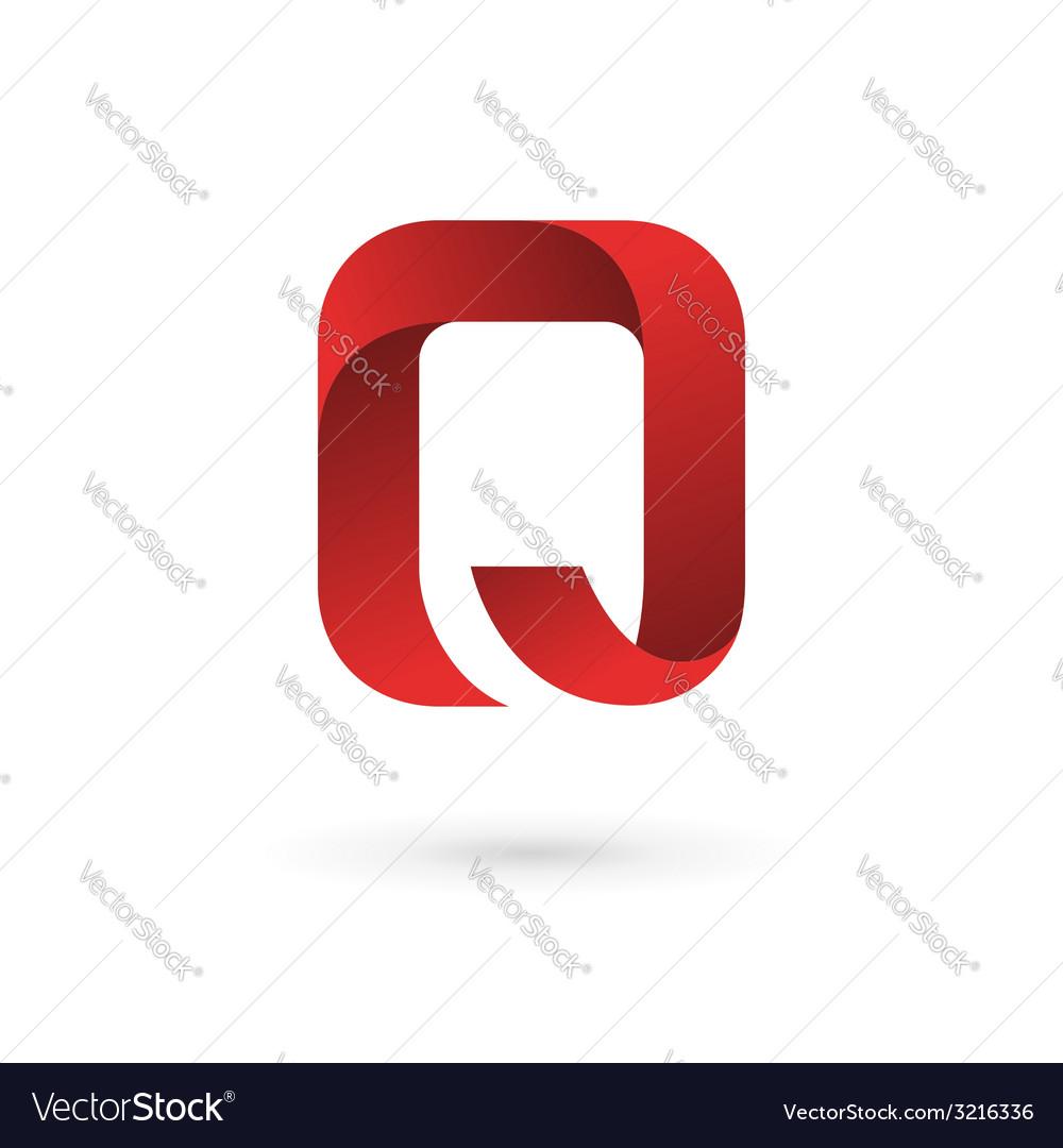 Letter q logo icon design template elements vector   Price: 1 Credit (USD $1)