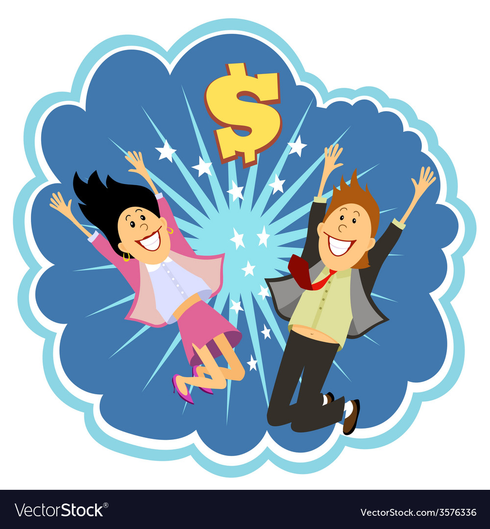 Lottery winners vector   Price: 1 Credit (USD $1)