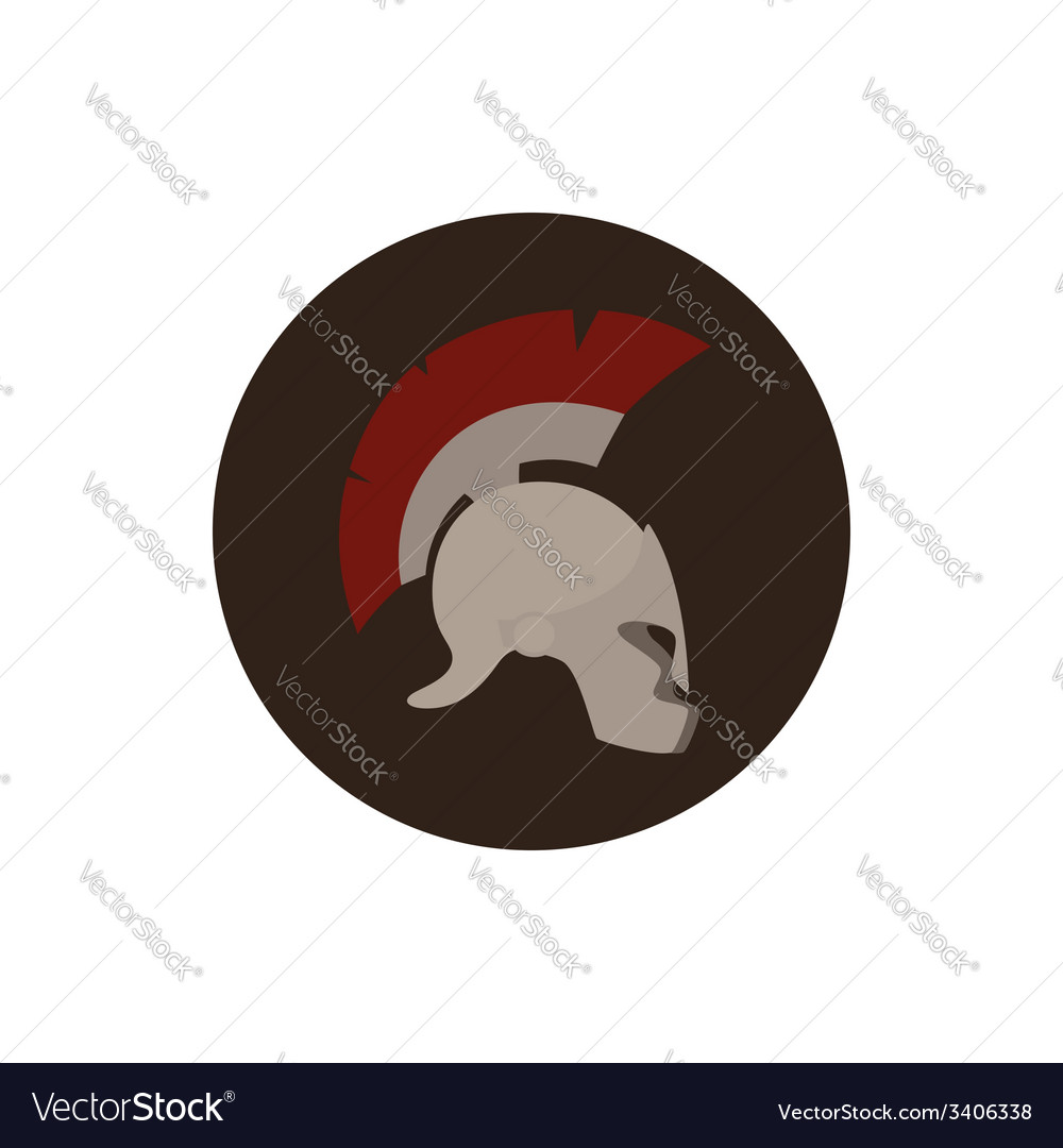 Icon helmet vector | Price: 1 Credit (USD $1)