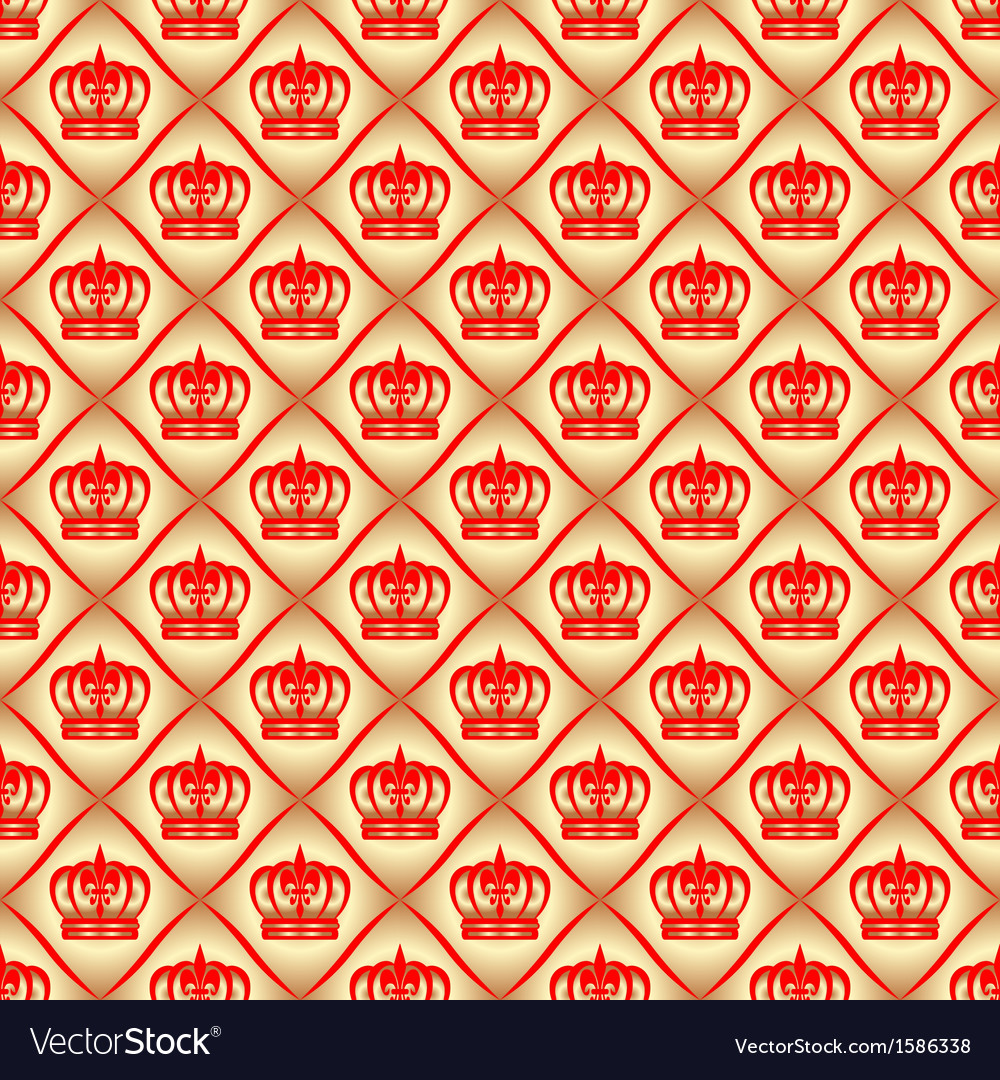 Royal pattern vector | Price: 1 Credit (USD $1)
