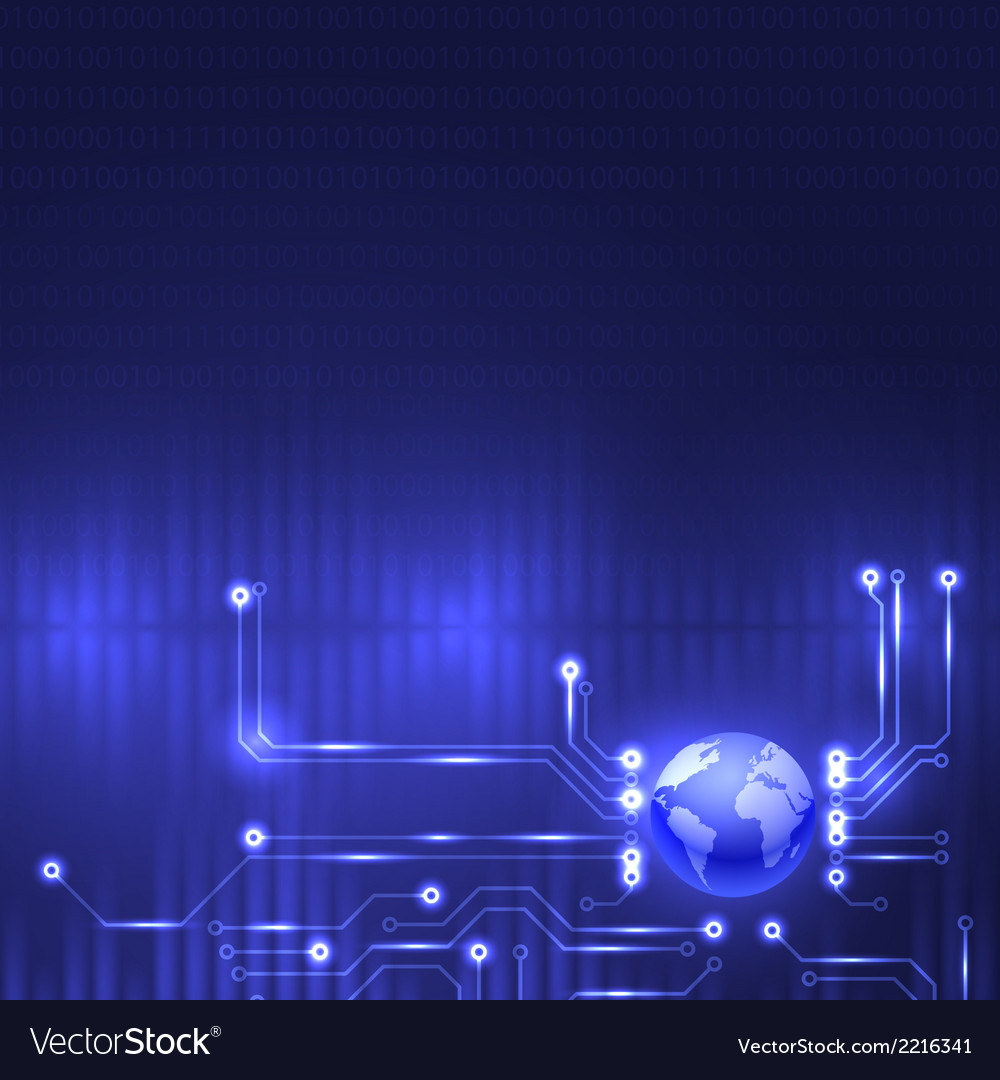 Abstract design technology background vector   Price: 1 Credit (USD $1)