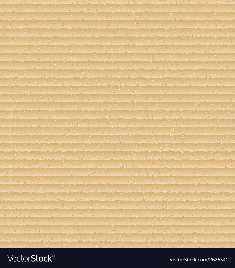 Realistic carton texture cardboard pattern vector | Price: 1 Credit (USD $1)