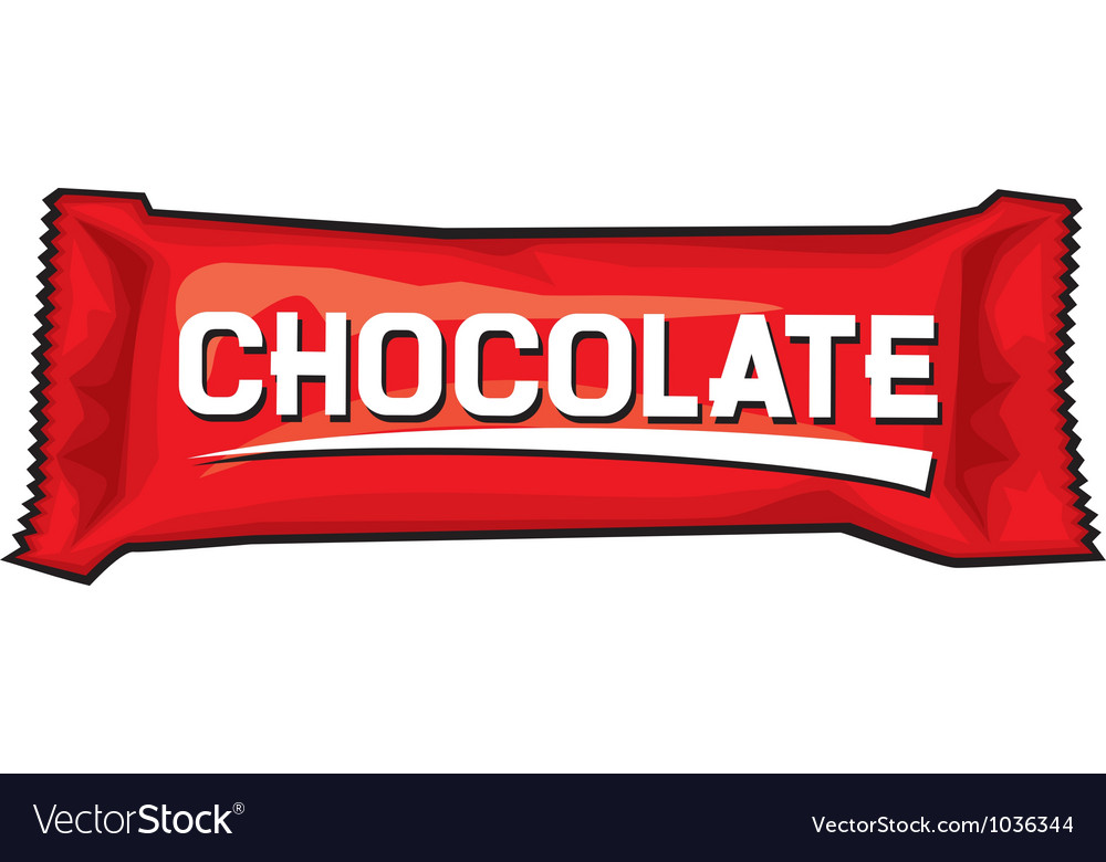 Package for chocolate and sweets vector | Price: 1 Credit (USD $1)