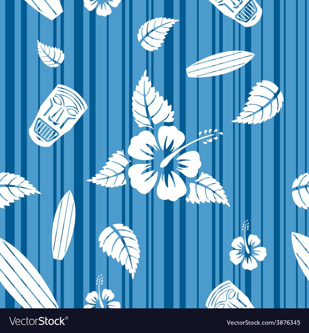 Aloha seamless vector | Price: 1 Credit (USD $1)