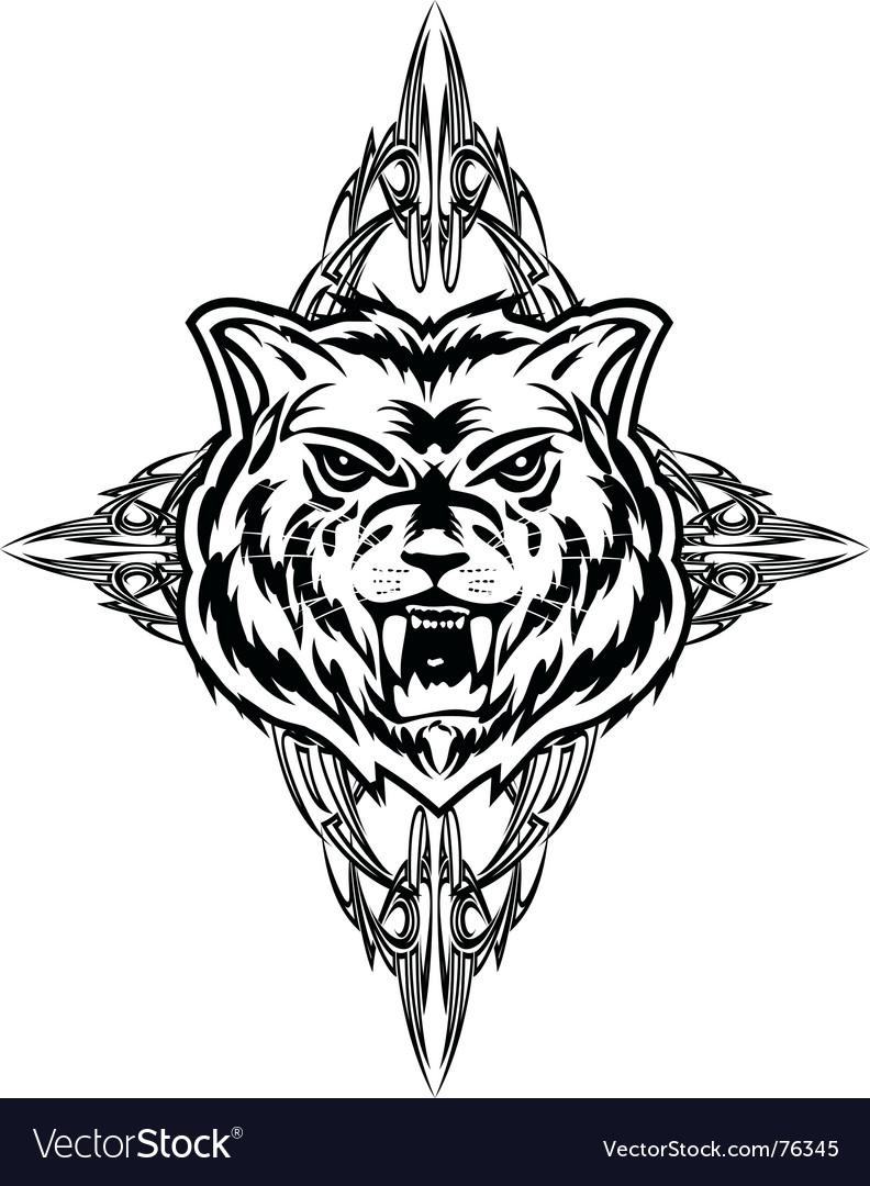 Wolf vector   Price:  Credit (USD $)