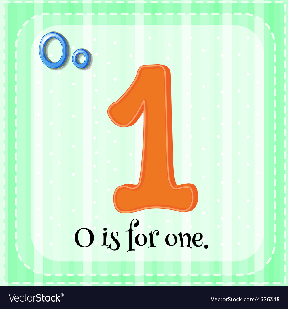 Alphabet o vector | Price: 1 Credit (USD $1)
