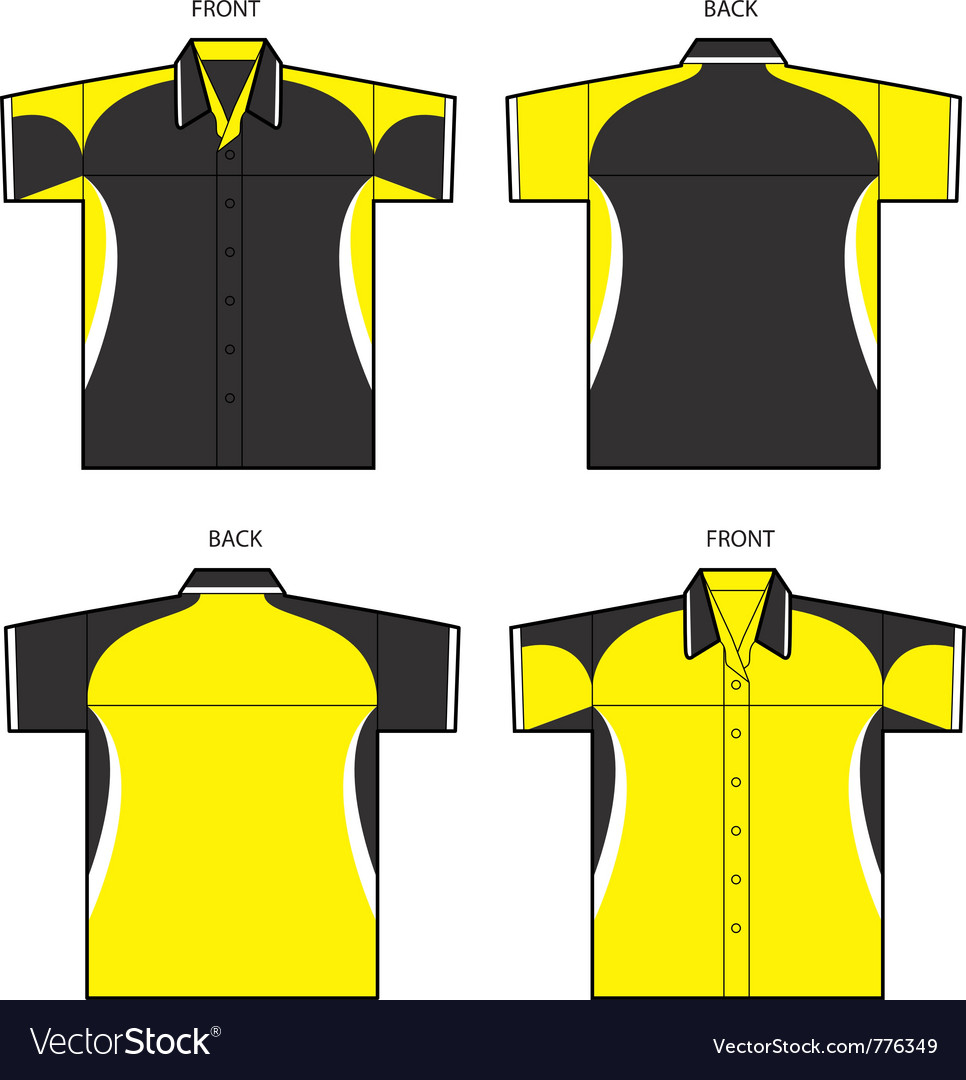 Sporty shirt vector | Price: 1 Credit (USD $1)