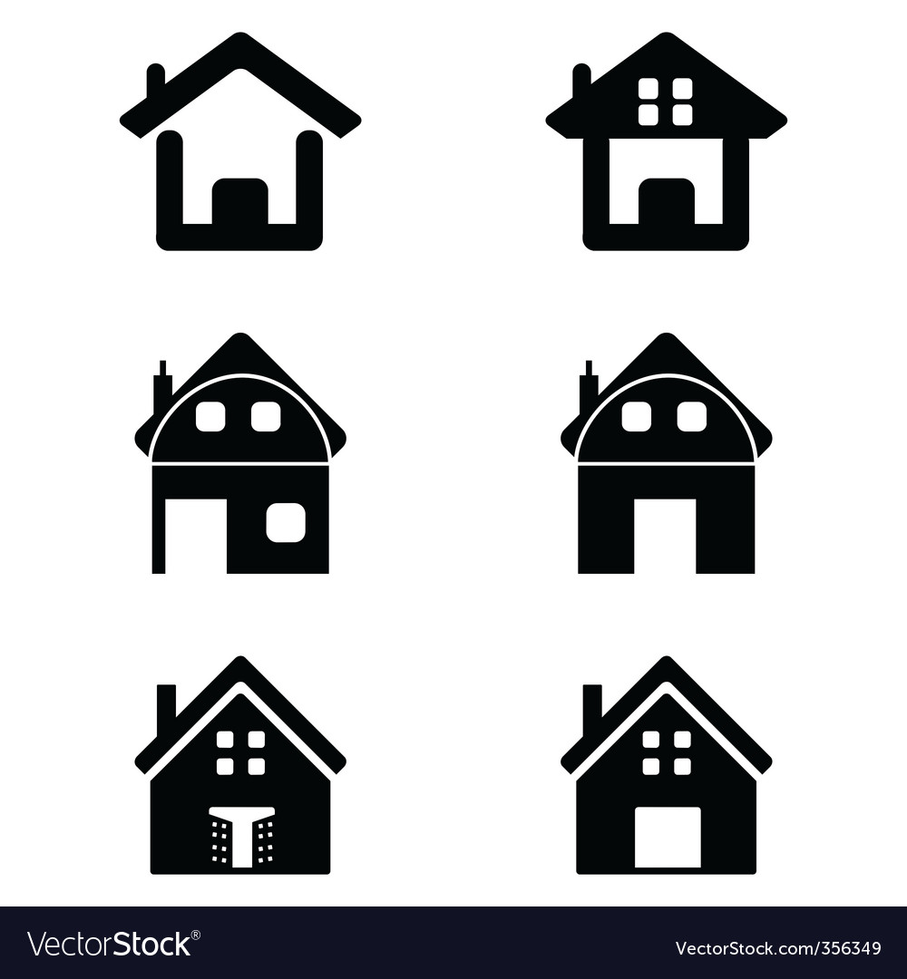 Various homes vector   Price: 1 Credit (USD $1)