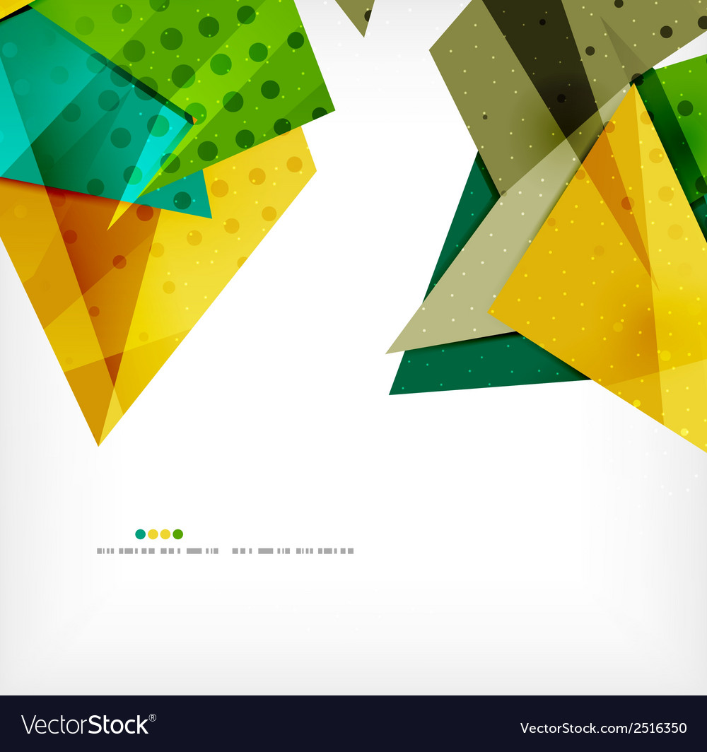 Geometric shape abstract futuristic background vector   Price: 1 Credit (USD $1)
