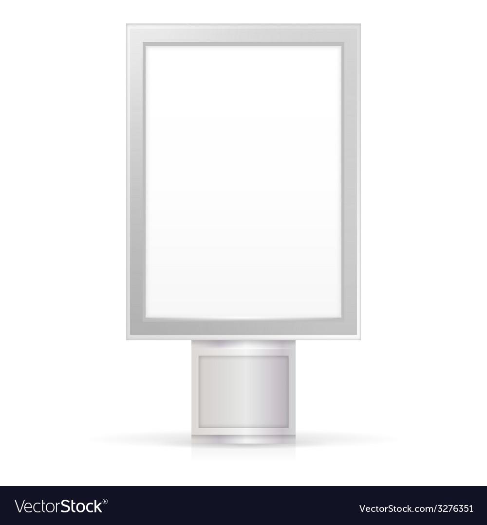 Blank city light vector | Price: 1 Credit (USD $1)