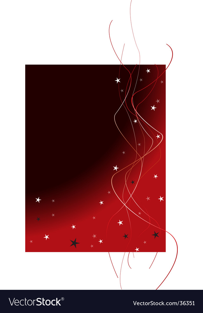 Christmas background black vector | Price: 1 Credit (USD $1)