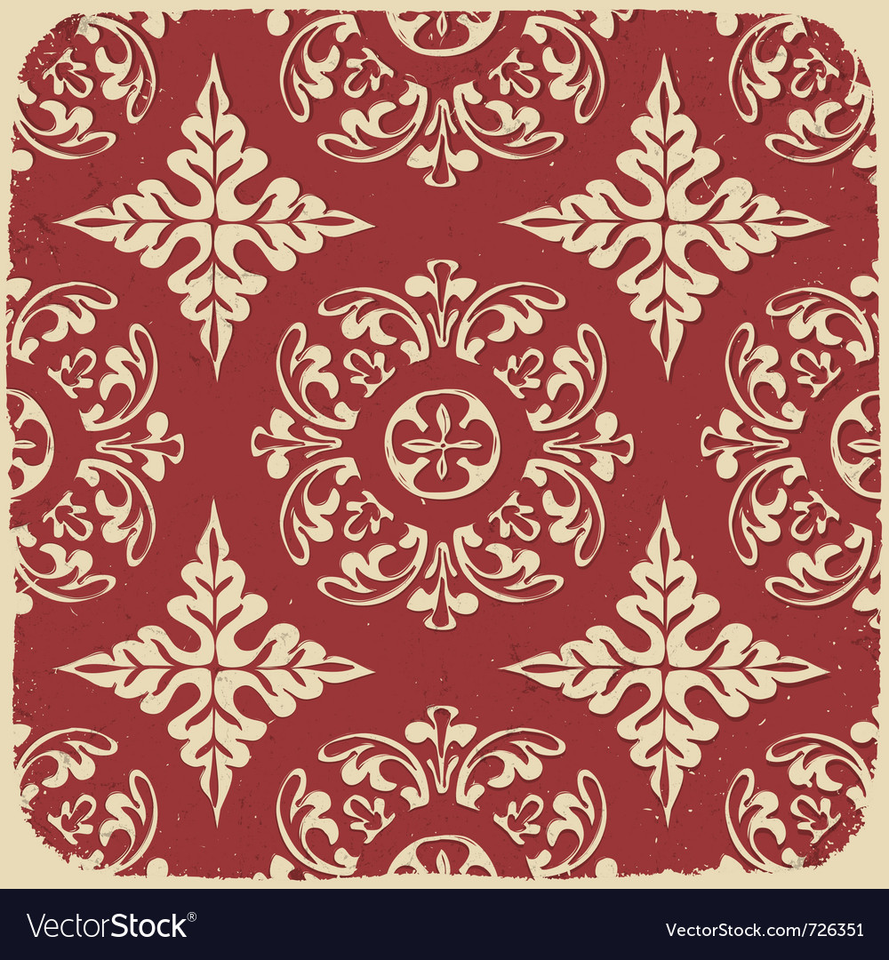 Vintage grungy pattern vector | Price: 1 Credit (USD $1)