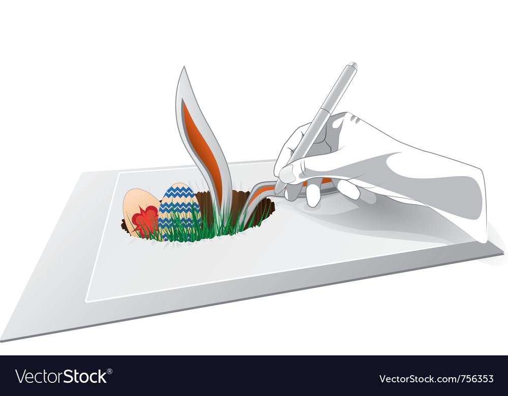 Easter illustrator vector   Price: 1 Credit (USD $1)