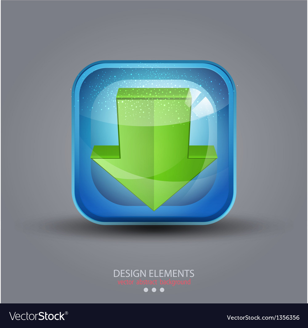 Symbol icon download vector   Price: 1 Credit (USD $1)