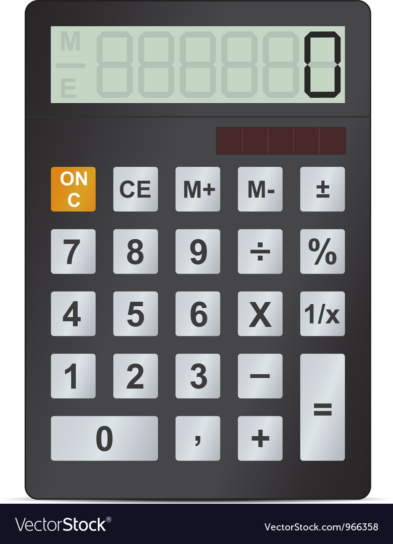 Calc vector | Price: 1 Credit (USD $1)