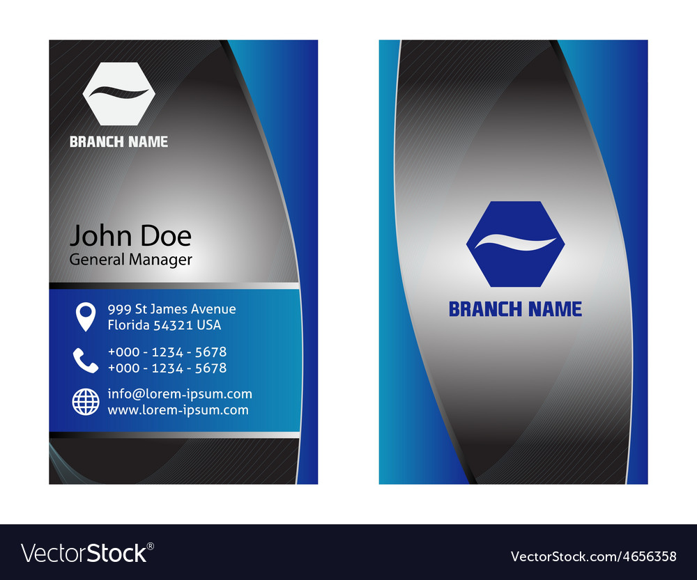 Creative business cards vector   Price: 1 Credit (USD $1)