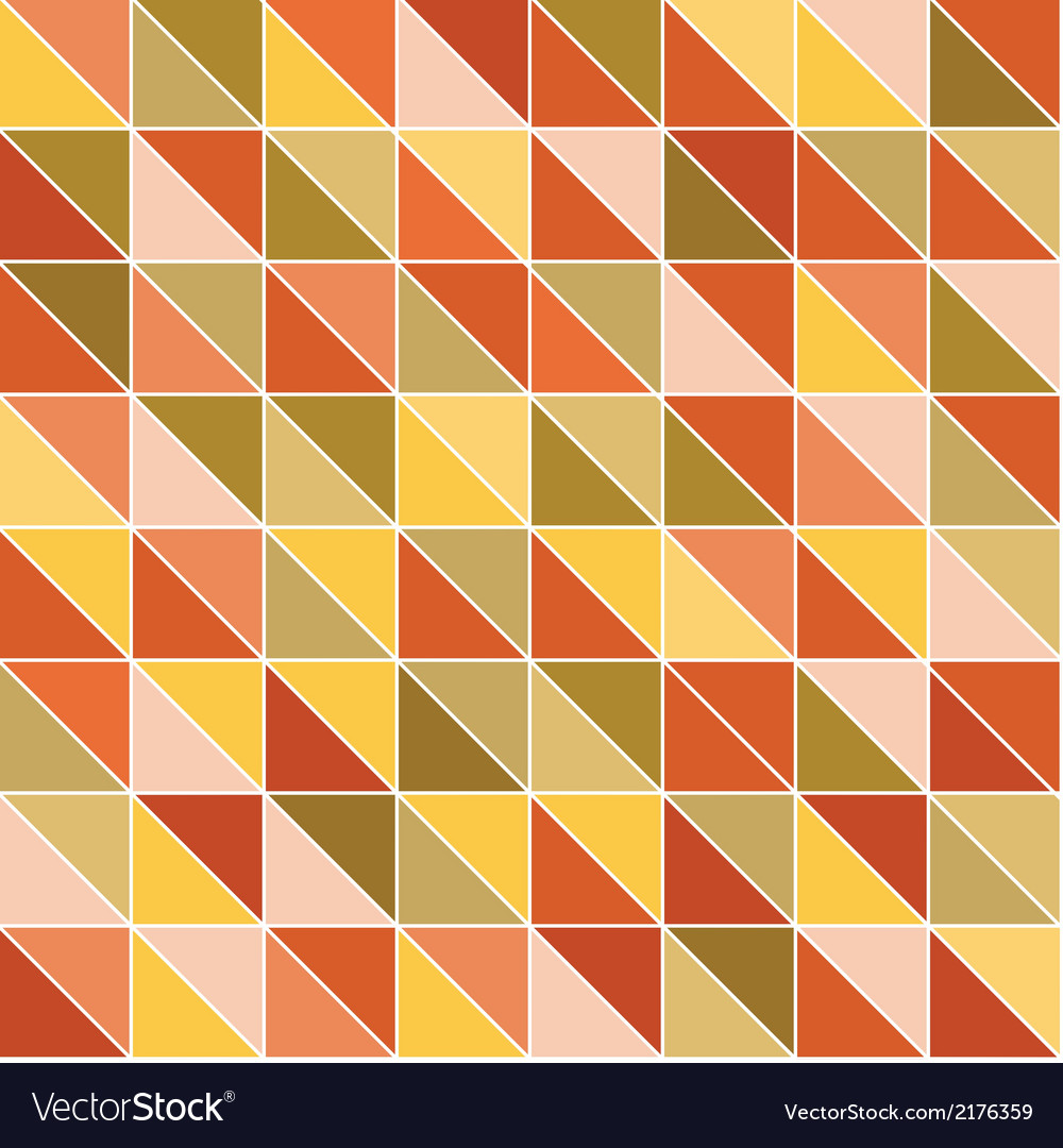 Pattern with triangles vector | Price: 1 Credit (USD $1)