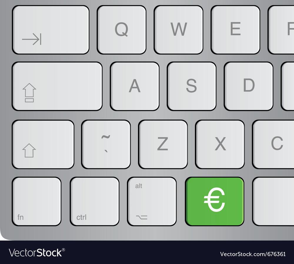 Media icon keyboard vector | Price: 1 Credit (USD $1)
