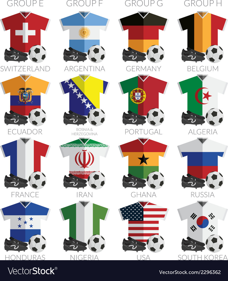 Soccer icons vector | Price: 1 Credit (USD $1)