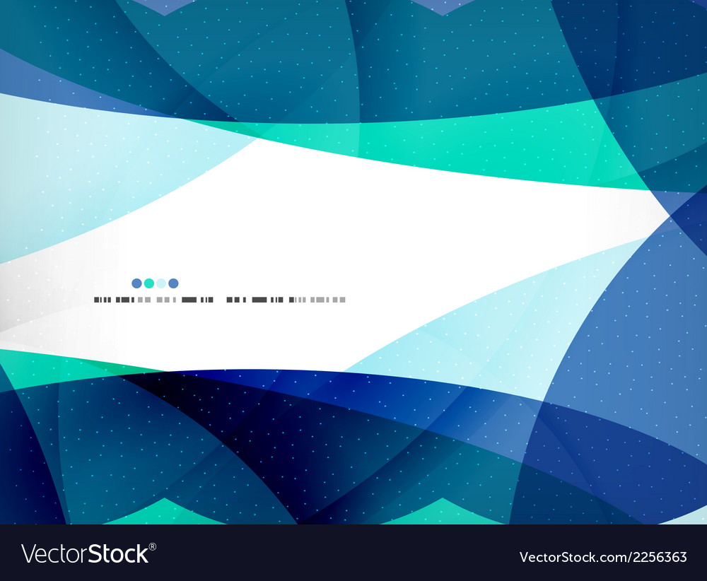 Big geometric shapes corporate business template vector | Price: 1 Credit (USD $1)