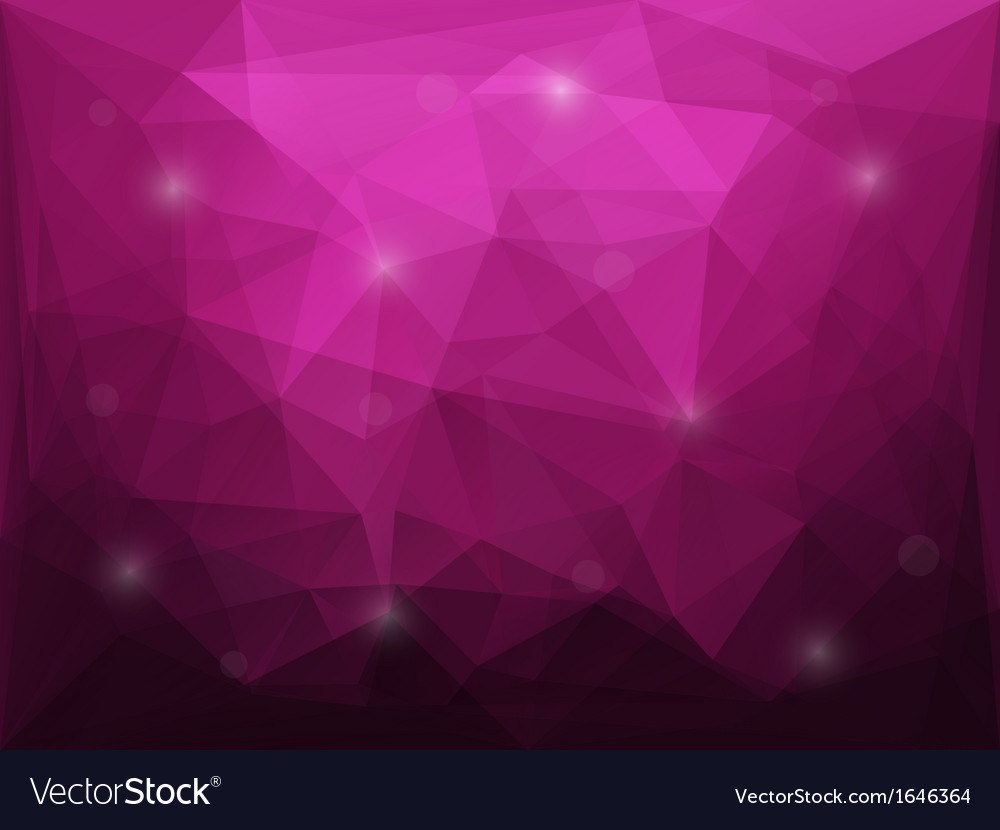 Abstract modern style polygon background vector | Price: 1 Credit (USD $1)