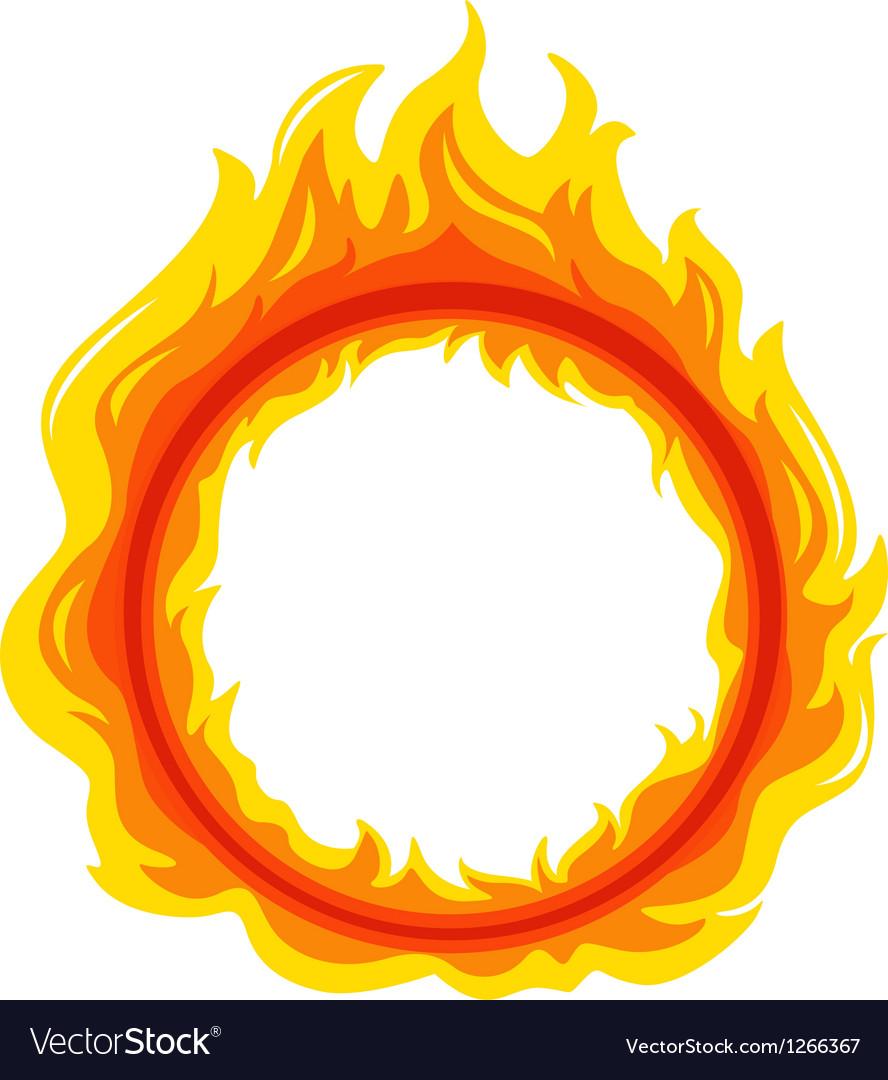 A fireball vector | Price: 1 Credit (USD $1)