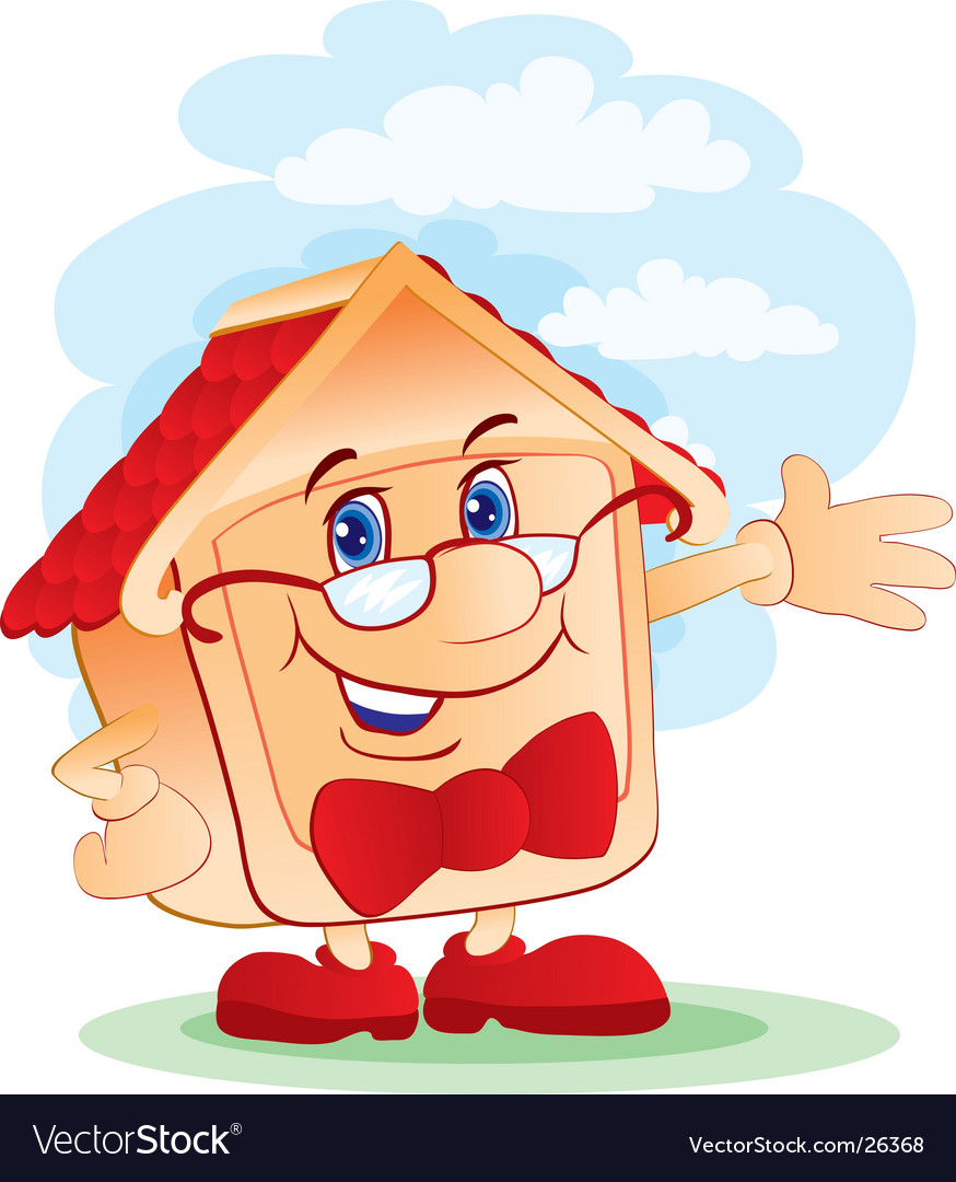 The clever house vector   Price: 1 Credit (USD $1)