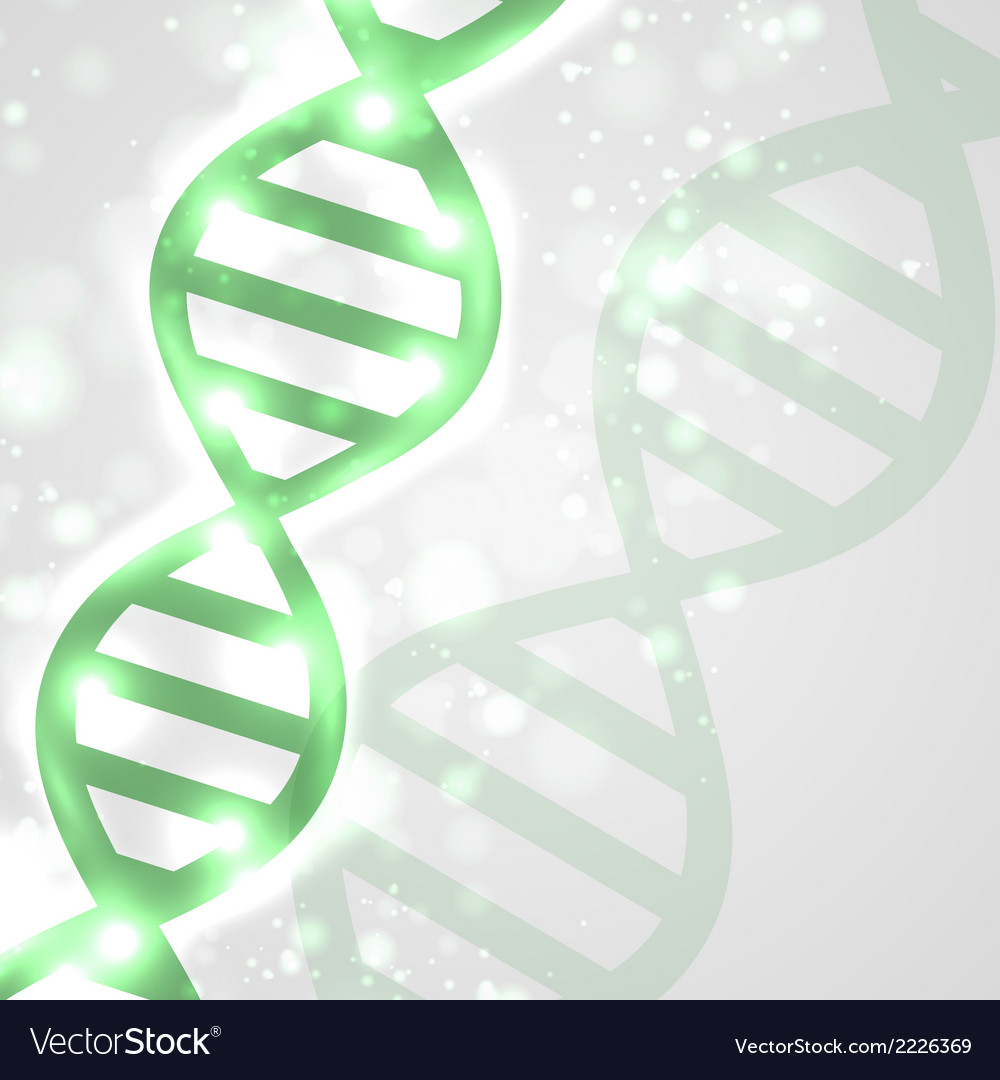 Abstract dna vector | Price: 1 Credit (USD $1)