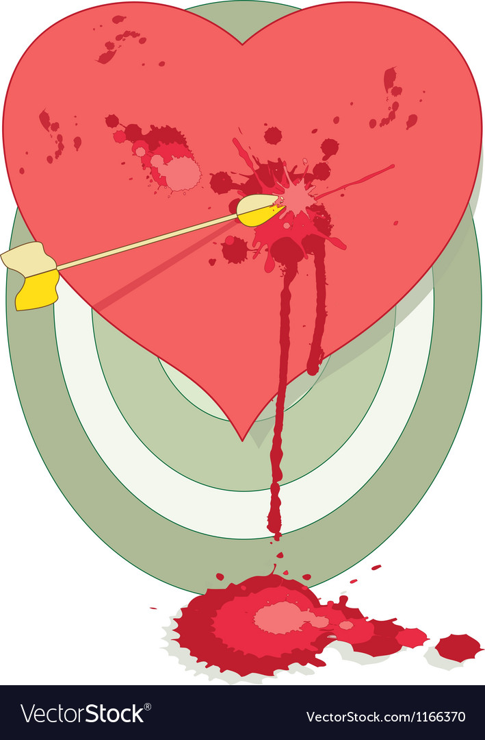 Splatter love vector | Price: 1 Credit (USD $1)