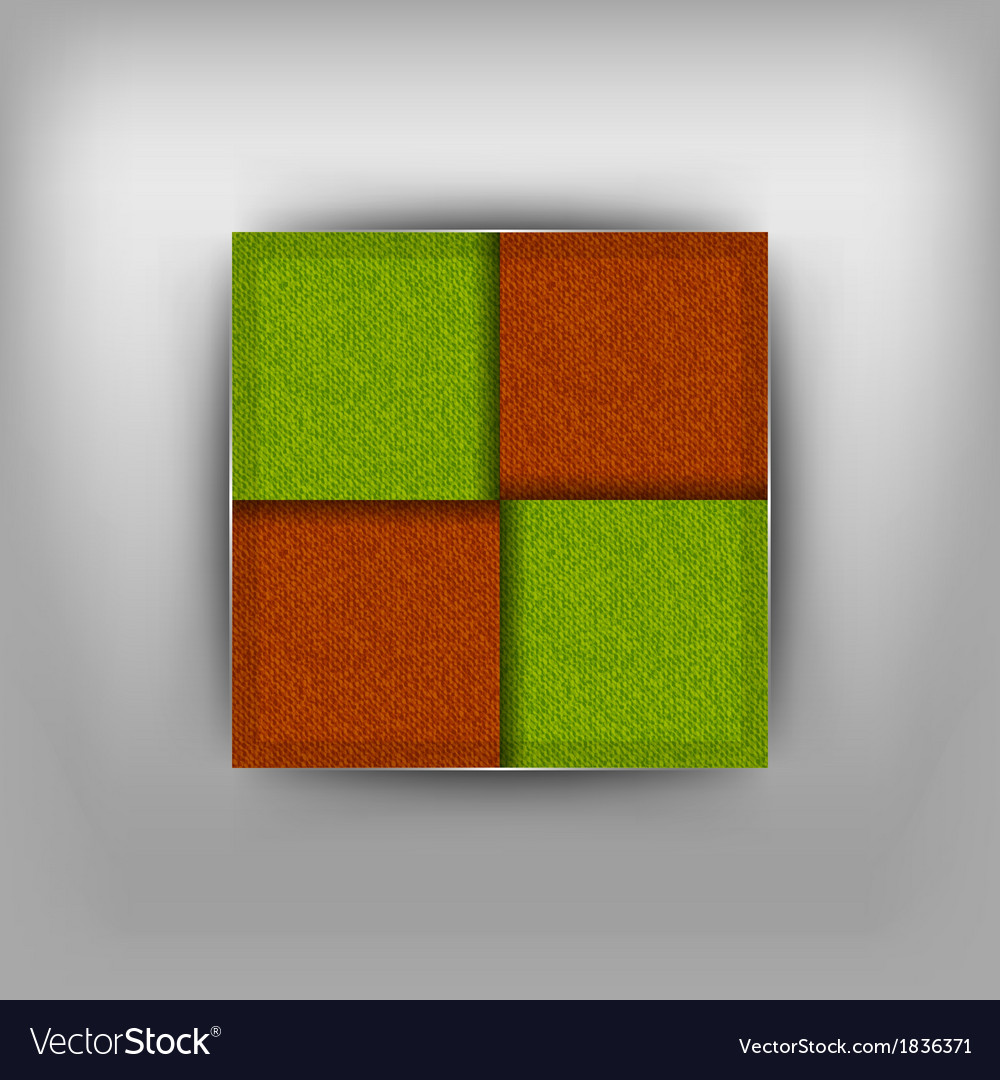 Business four squares vector   Price: 1 Credit (USD $1)