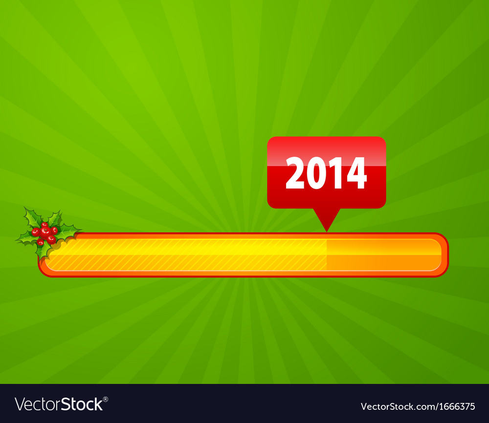 Xmas loading vector | Price: 1 Credit (USD $1)