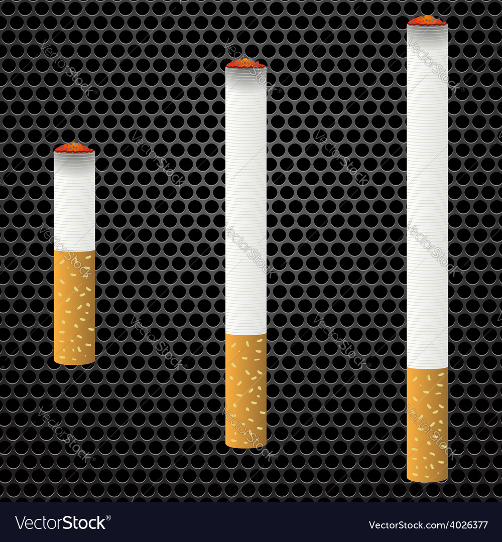 Cigarette vector | Price: 1 Credit (USD $1)