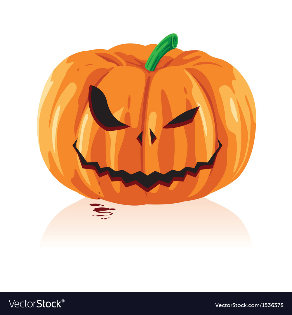 Jack o lanterns and halloween vector | Price: 1 Credit (USD $1)