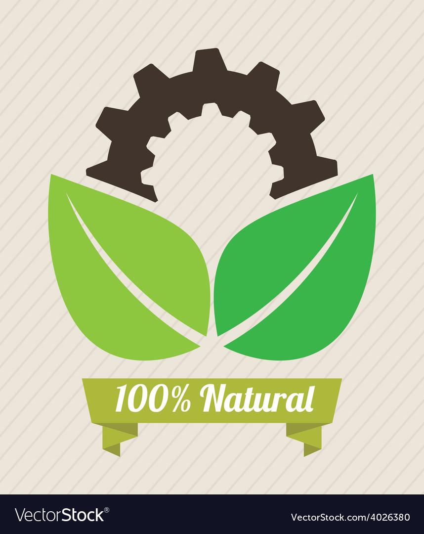 Eco friendly vector | Price: 1 Credit (USD $1)