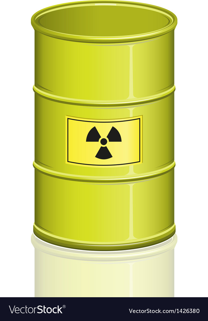 Toxic barrel vector | Price: 1 Credit (USD $1)