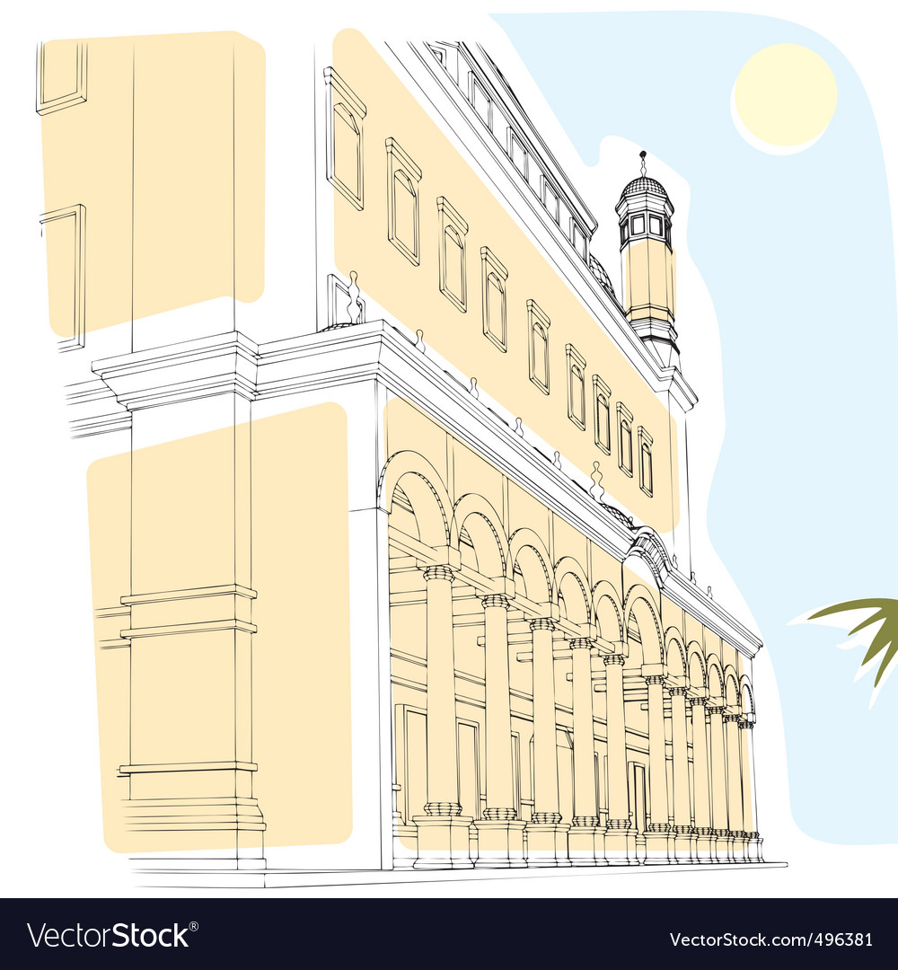 Ld building vector | Price: 1 Credit (USD $1)
