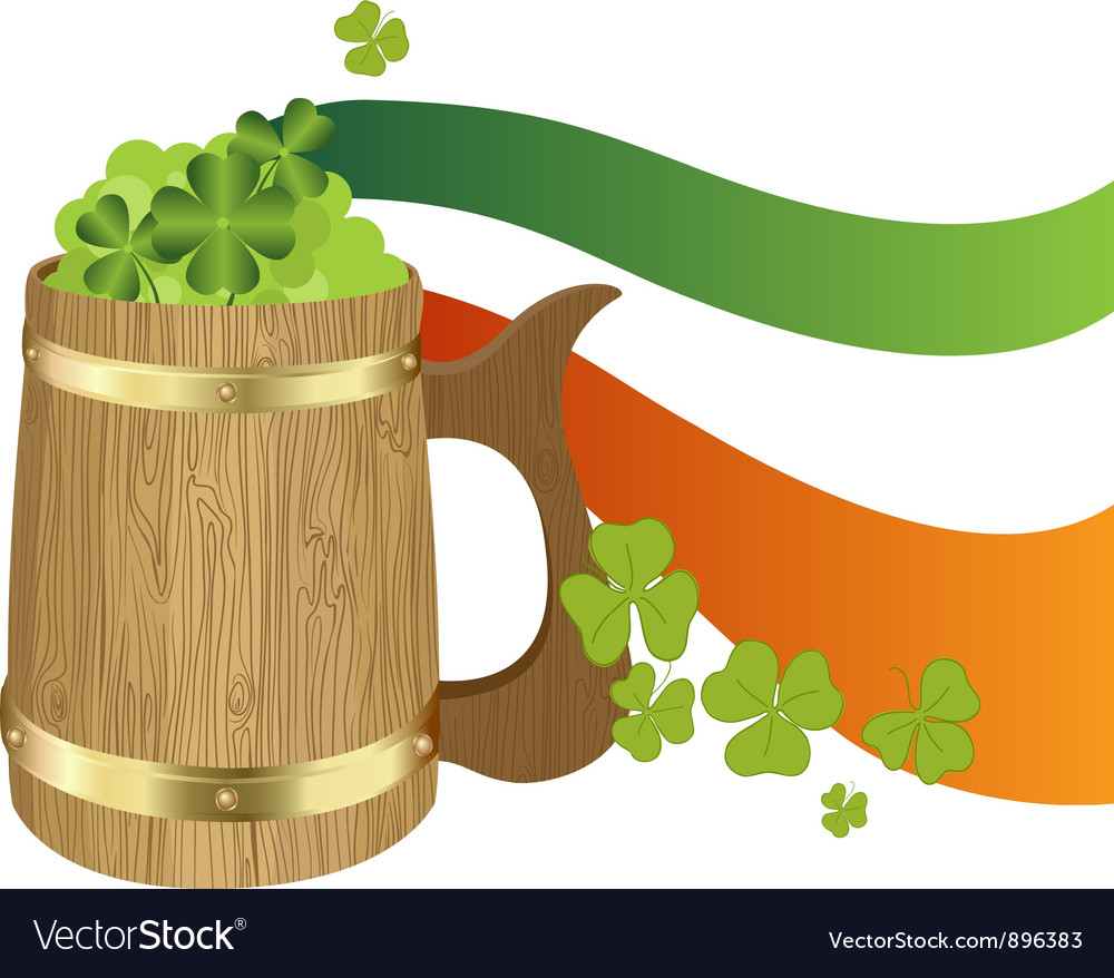 Irish toby jug vector | Price: 1 Credit (USD $1)