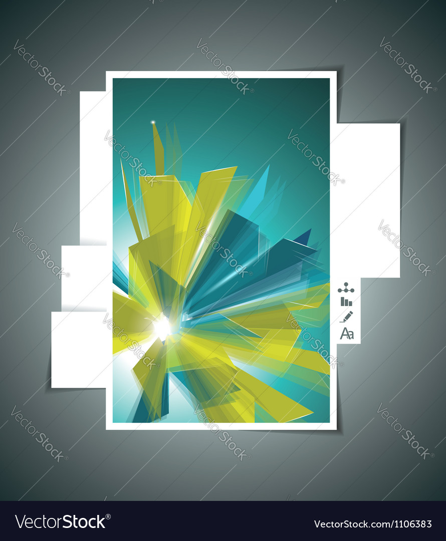Website design template vector | Price: 1 Credit (USD $1)