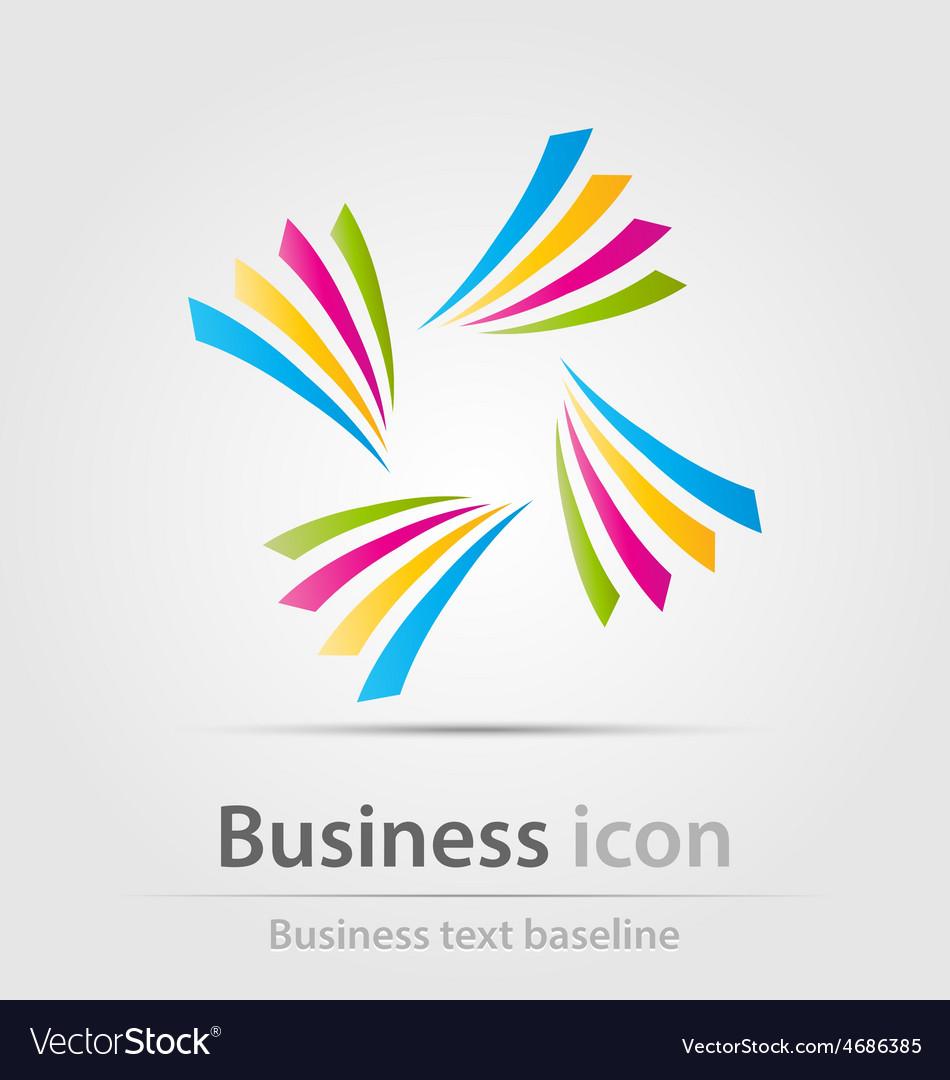 Originally created business icon vector | Price: 1 Credit (USD $1)