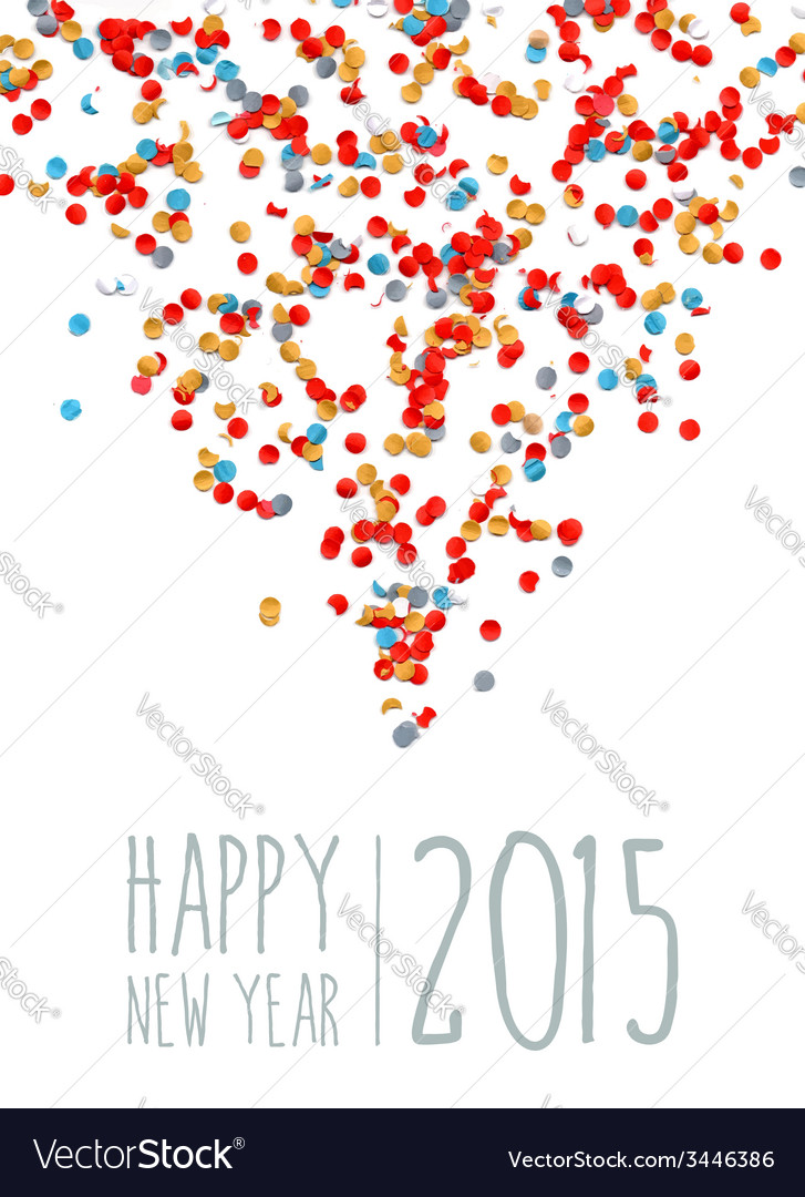 New year 2015 background vector   Price: 1 Credit (USD $1)