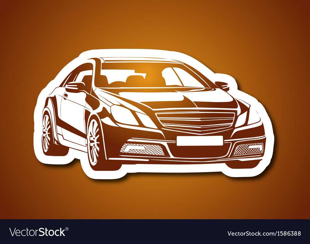 Big boss over caramel vector | Price: 1 Credit (USD $1)