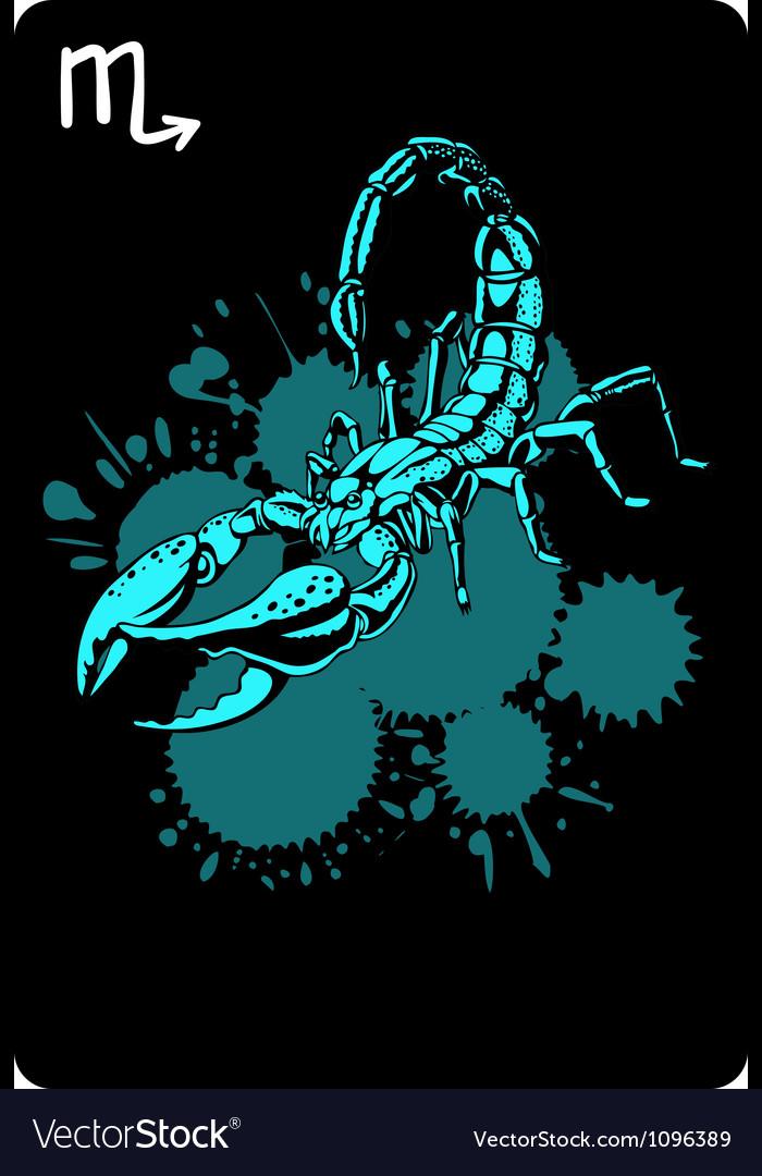 Scorpio vector | Price: 1 Credit (USD $1)