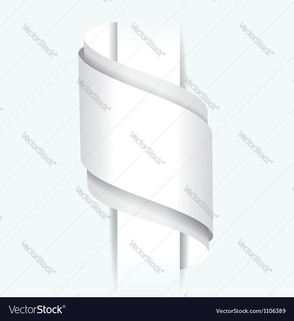 Simple torn paper background elegant background vector | Price: 1 Credit (USD $1)