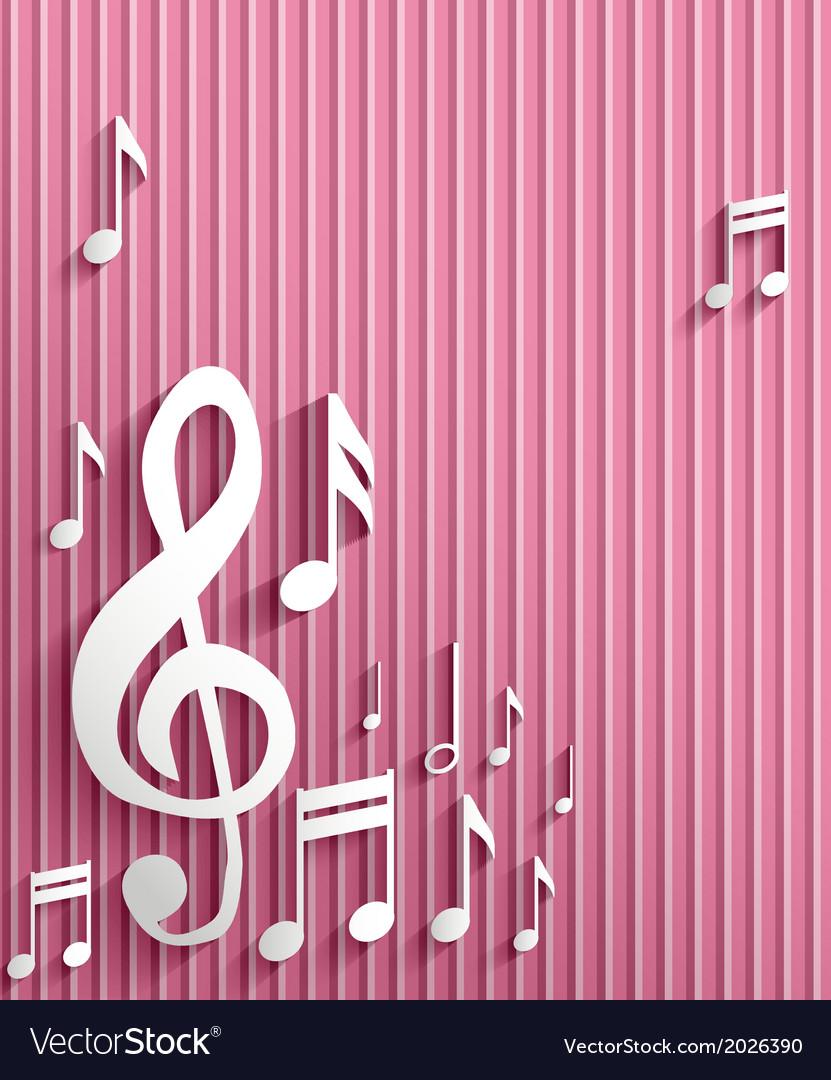 Music symbol vector   Price: 1 Credit (USD $1)