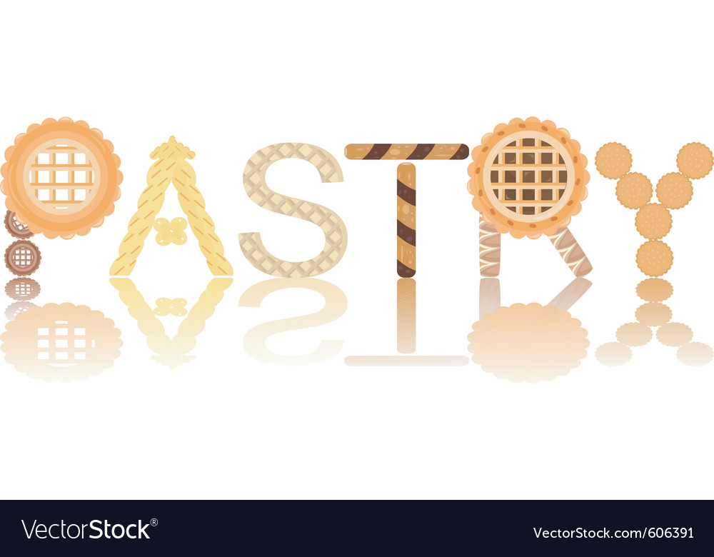 Pastry vector