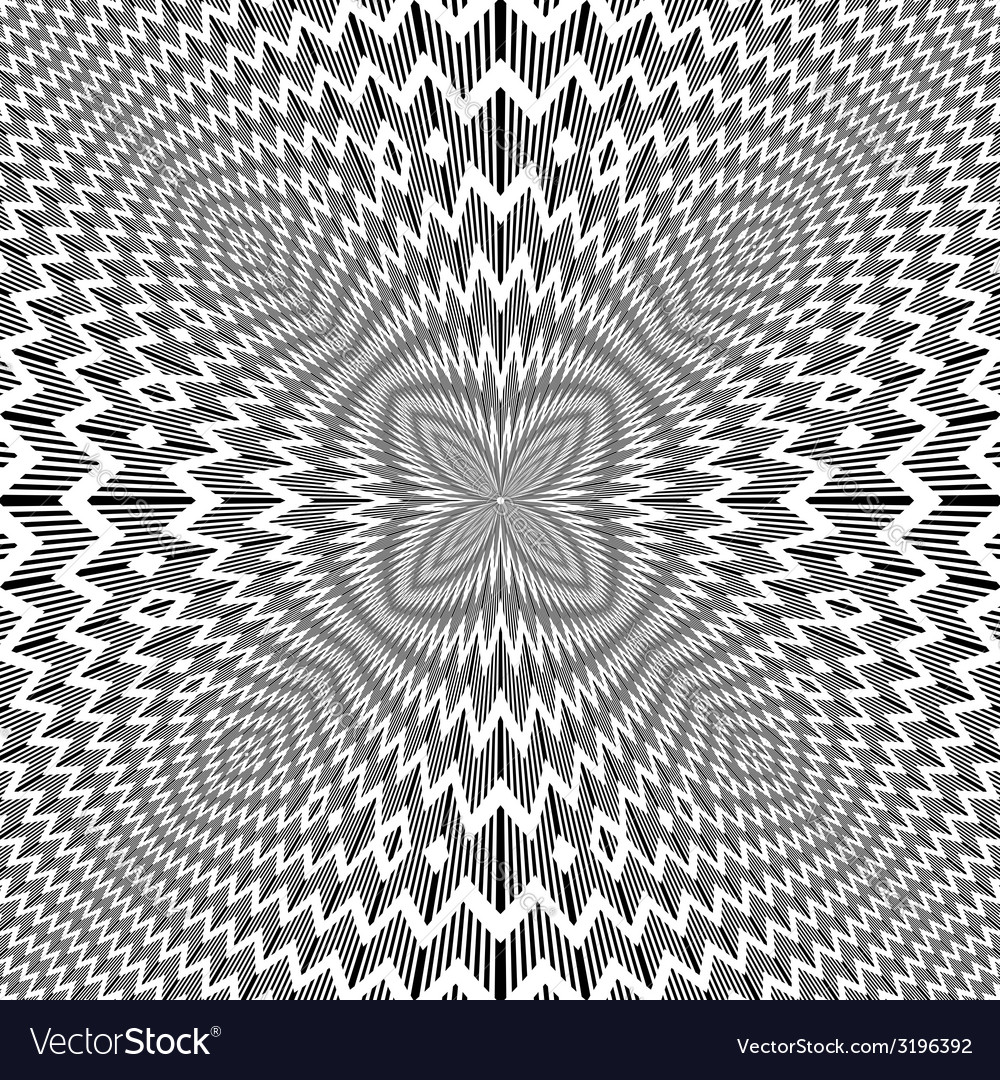 Op art backdrop vector | Price: 1 Credit (USD $1)