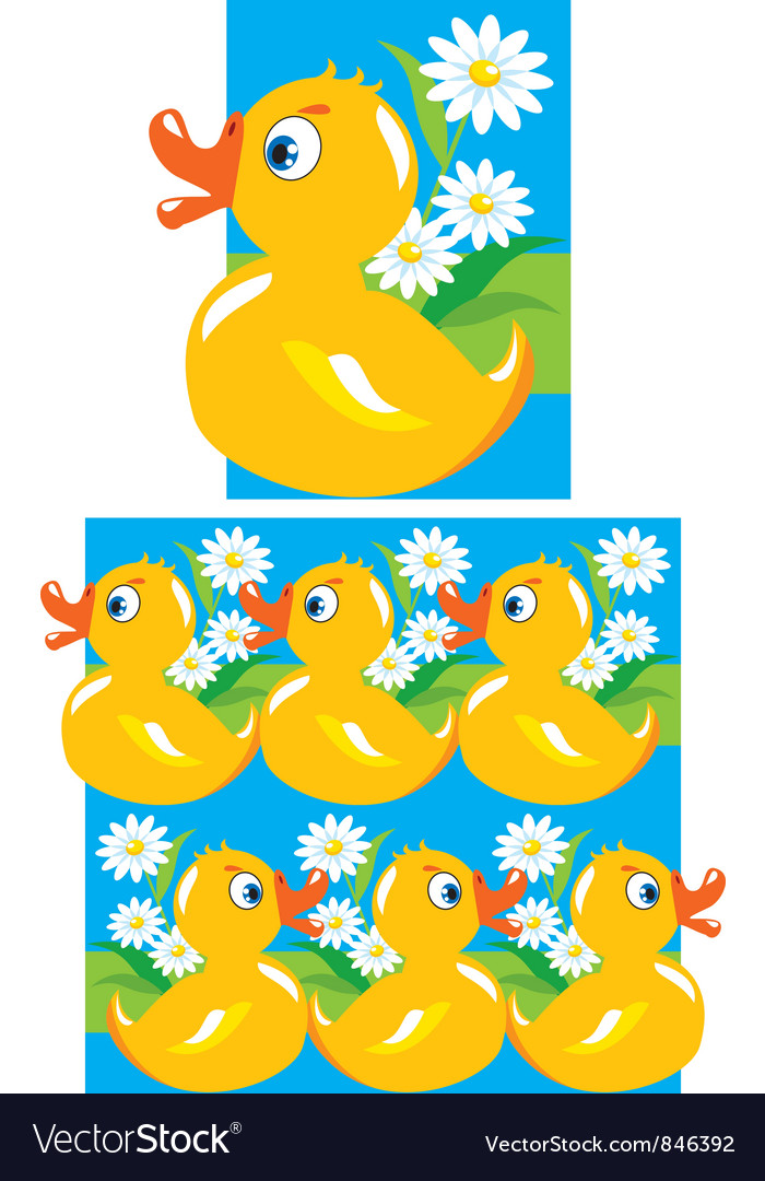 Pattern for children vector | Price: 1 Credit (USD $1)