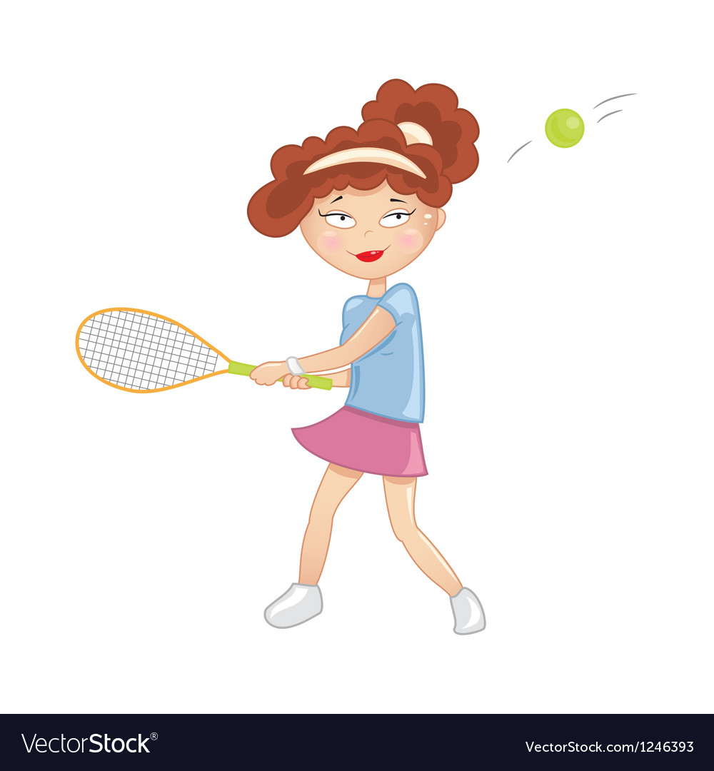 Tennis vector   Price: 1 Credit (USD $1)