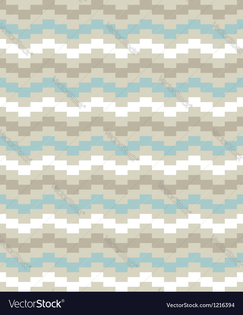 Beautiful striped chevron pattern vector | Price: 1 Credit (USD $1)